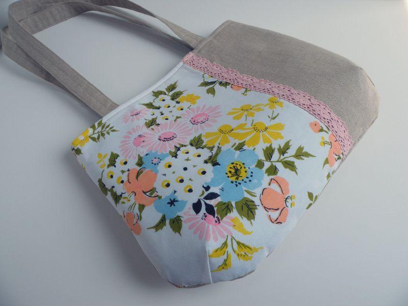 Floral purse 008