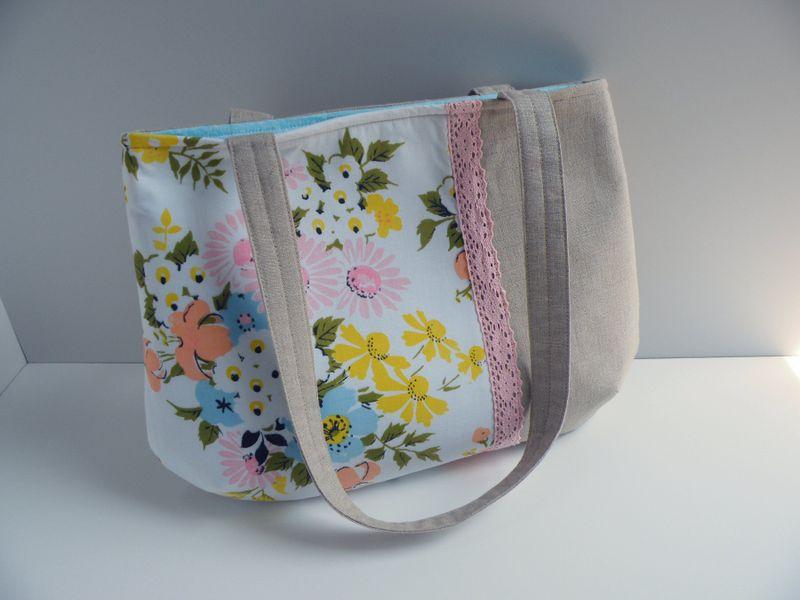 Floral purse 009