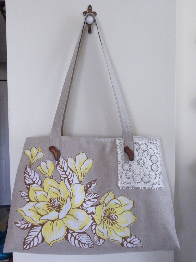 Yellowflowersbag 005