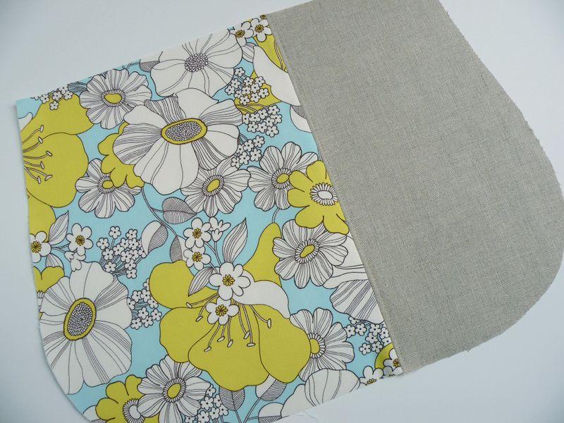 Floral purse 001