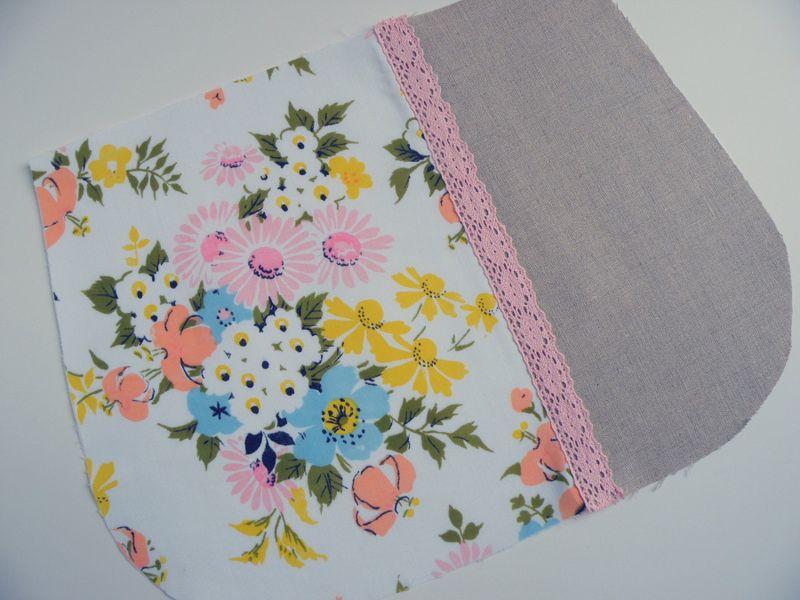 Floral purse 002