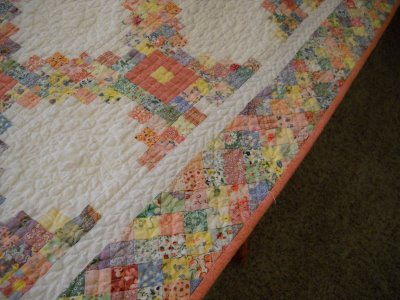 Irish Flower Quilt