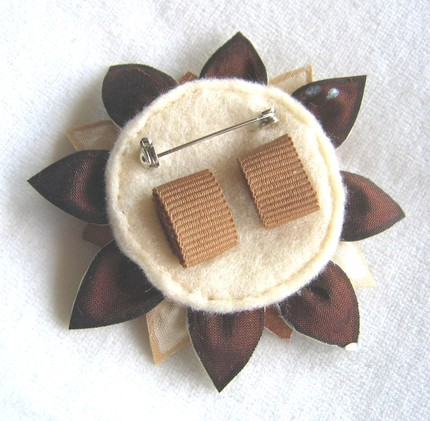 Convertible brooch