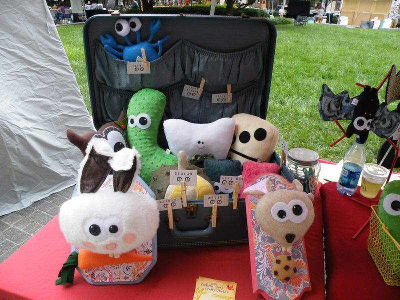 August craft market 013