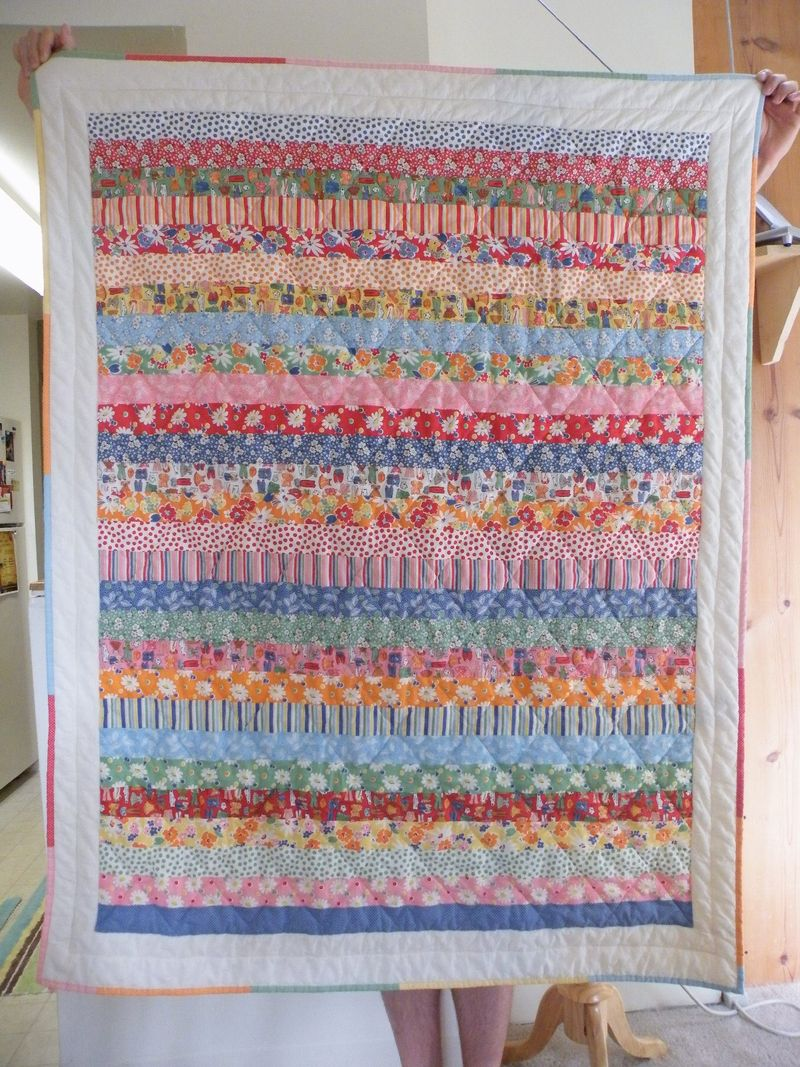 Mom's quilt 003