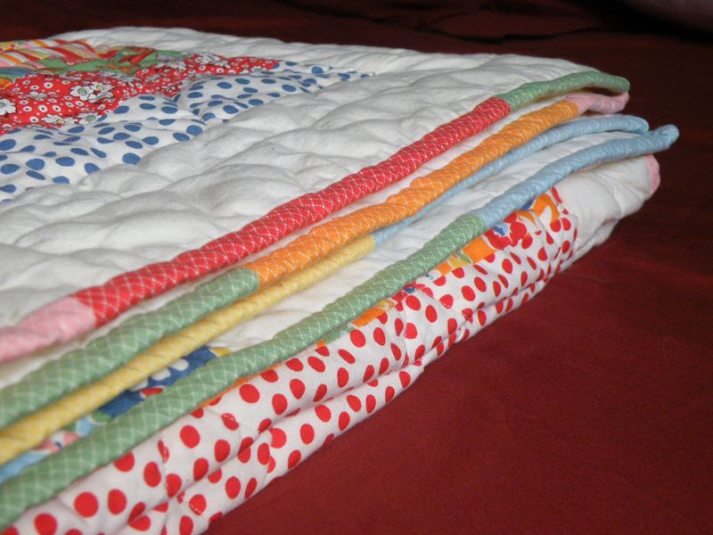 Mom's quilt 006