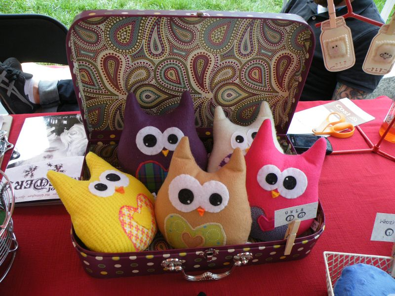 August craft market 014