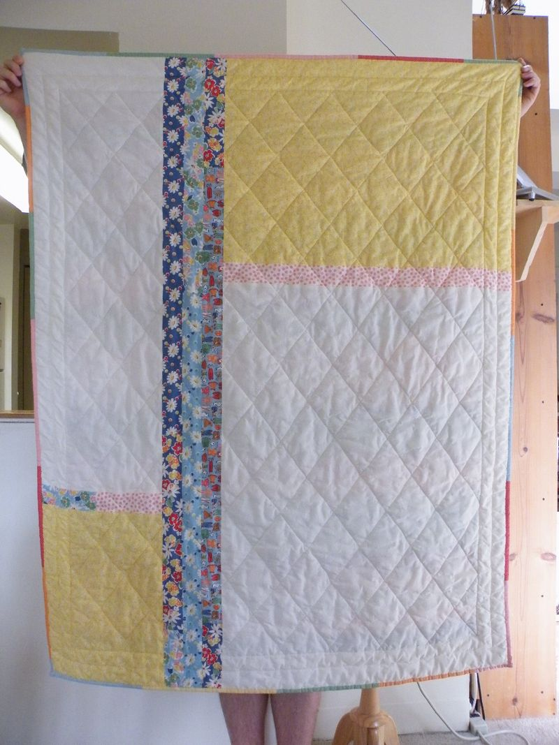Mom's quilt 004