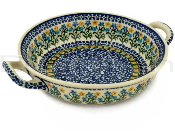 Polish pottery baker