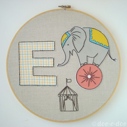 Elephantembroidery